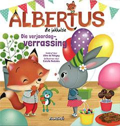 Albertus die Jakkalsie - Die verjaardagverrassing